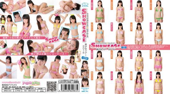 フレッシュアイドル SHOW CASE 美少女ツアー2016 vol.02[IMBD-374]