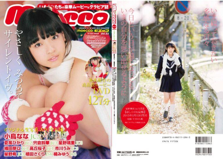 moecco(モエッコ) vol.53 動画+PDF書籍セット 夏風ひかり